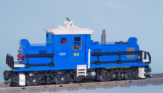 FSA D.88 Class Locomotive