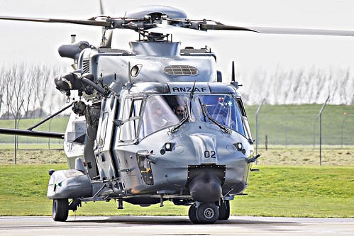 RNZAF NH90 NZ3302