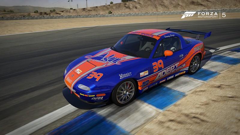 Steyn Racing Miata