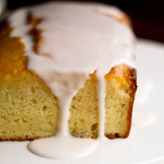 Texas Grapefruit Yogurt Cake
