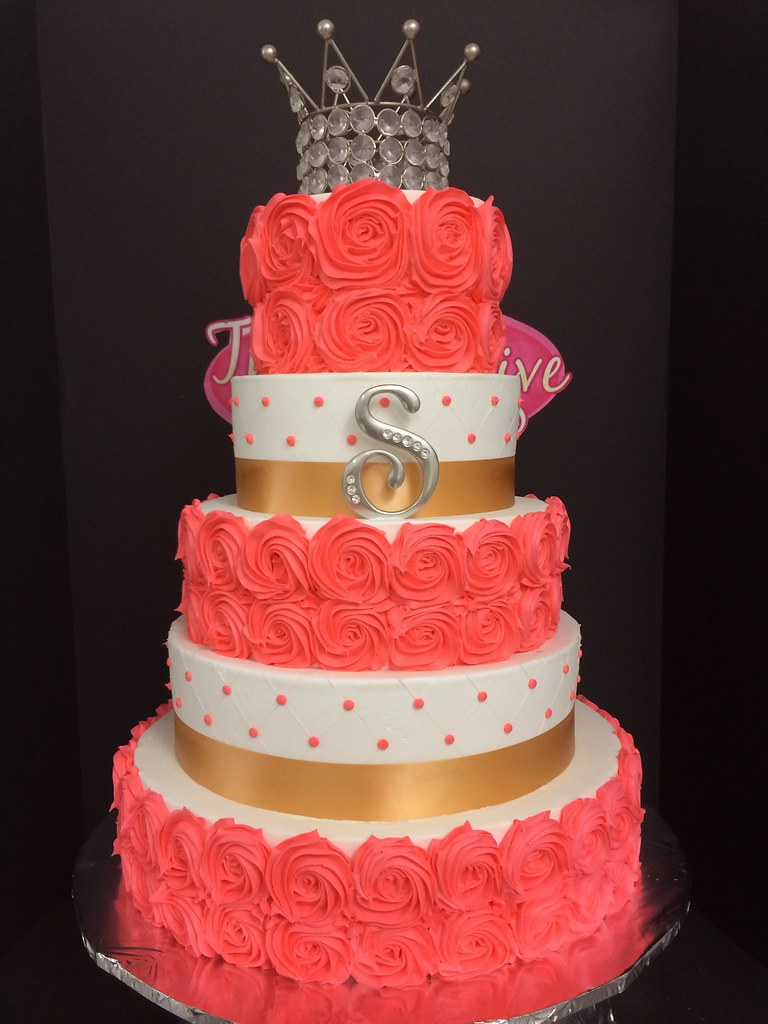 Cake Pictures For Quinceaneras : Quince/Sweet 16 Cakes - Exclusive Cake Shop