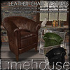 leather chair textures by Limehouse