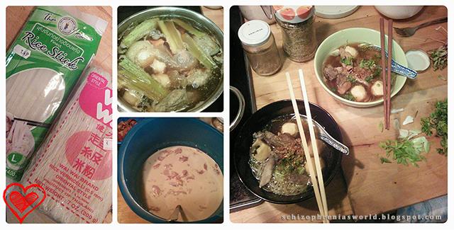 Mobile Phone - ก๋วยเตี๋ยว Guai diao [Thai Noodle Soup]
