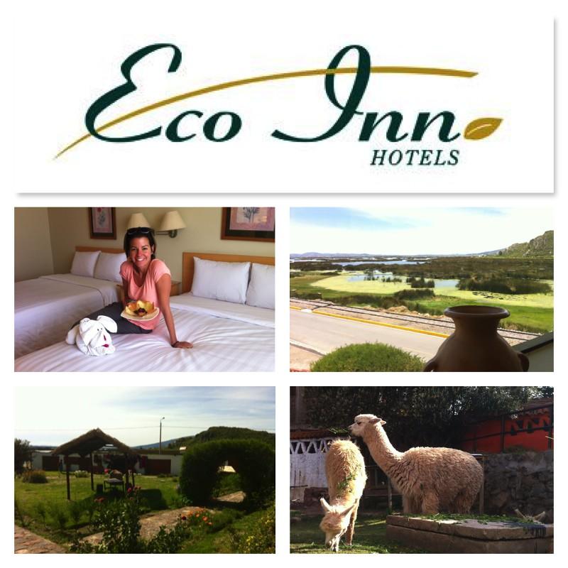 Eco Inn Puno, Peru