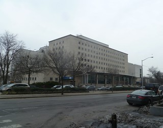 Queens County Criminal Courthouse