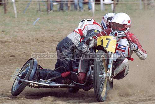 Paul Miller & Bob Read.14.8.94.500cc SC.2