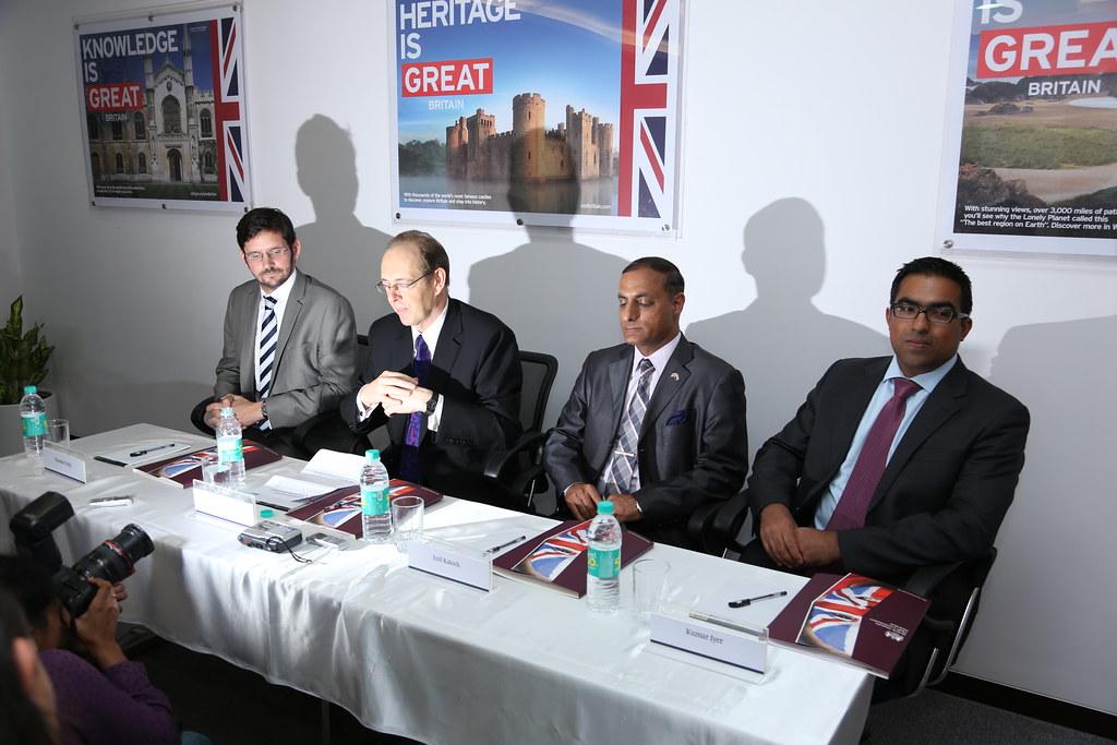 British High Commissioner inaugurates new VAC in Mumbai | Flickr