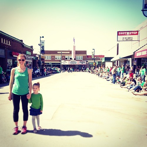St Paddy's Parade #mhk #manhattanks