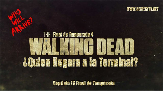 The Walking Dead Temporada 4 Capitulo 16 Final de Temporada