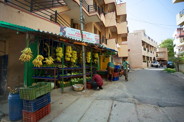Swathi's veggie shop