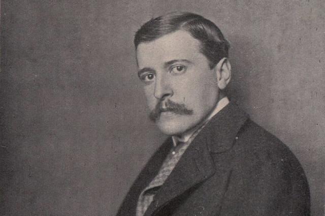 Hugo von Hofmannsthal. Author unknown