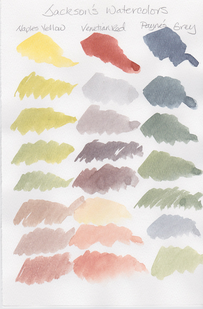 Jackson S Watercolors An Inkophile 39 S Blog