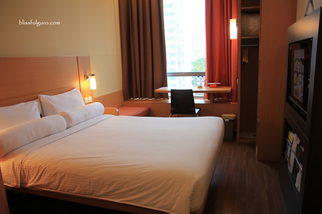 Ibis Novena Hotel Singapore Double Room