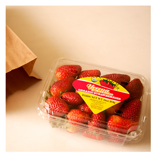 Yerena Farms Strawberries
