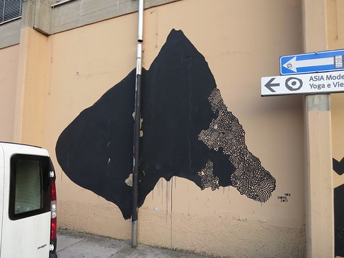 Mural by 108