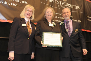 Dr. Wiseman Presented with Kendall Award