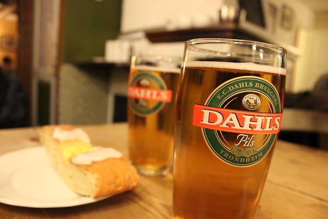Dahls, das Trondheimer Hausbier © David Ehl