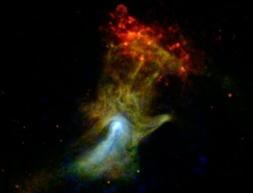 Hand Nebula