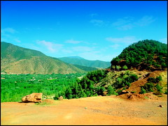 Morocco. Atlas Mountains