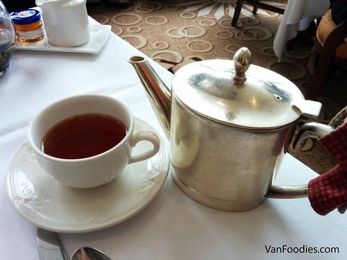 Lovers Leap in a Tea Pot