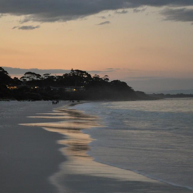 easter beaching