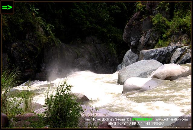 Ikmin River: Boliney, Abra