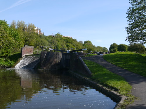 Picking up the Canal