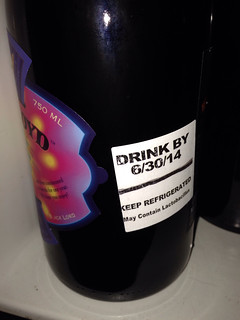 The Bruery 3 Floyds Drink By Date