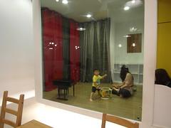 樂器區 @大直親子餐廳 Moooon Spring Cafe & Play