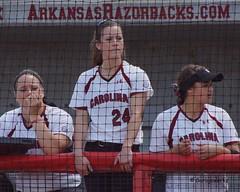 University of Arkansas Razorbacks vs South Carolina Softball