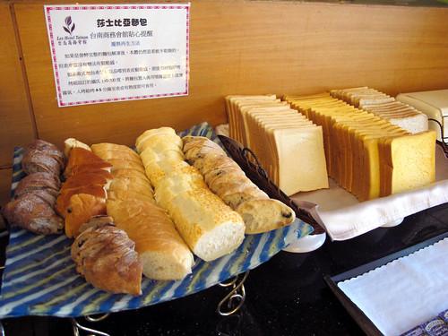 台南商務會館悠閒度假-早餐自助吧05