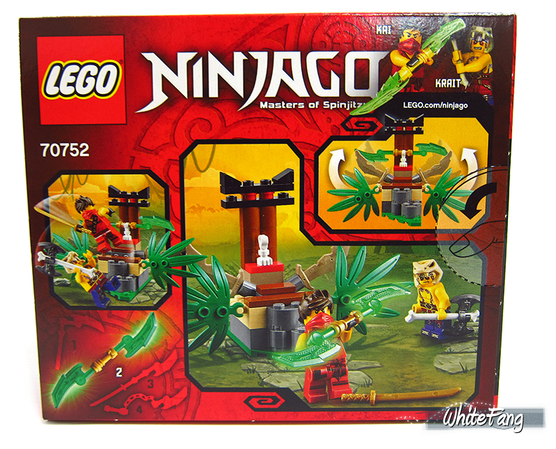 REVIEW: 70752 Jungle Trap - LEGO Action and Adventure Themes ...