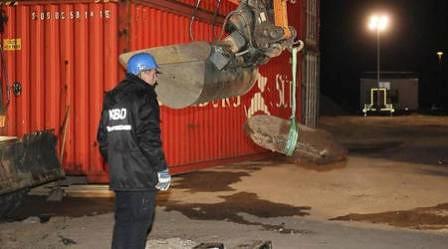 Bomba desactivada en Hannover