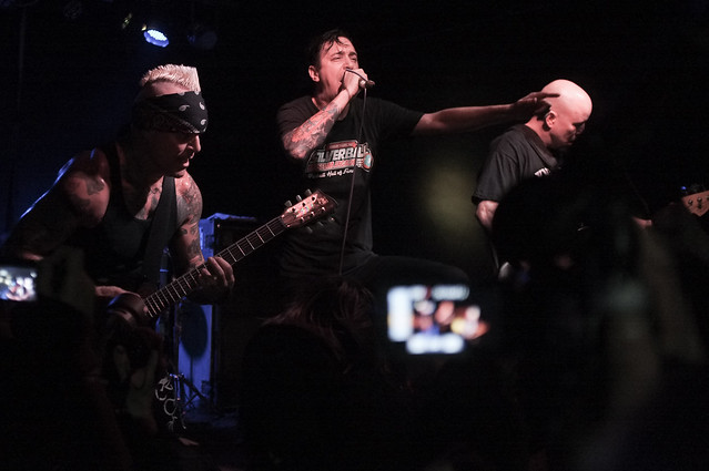 SICK OF IT ALL - Dublin [01.02.15]
