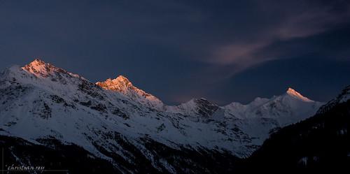 sunset landscape schweiz switzerland suisse sony alpha paysage 77 wallis valais grimentz weisshorn anniviers 18135 zinalrothorn valdanniviers