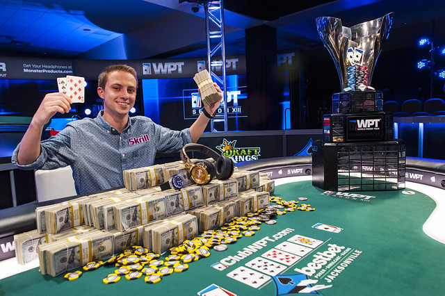Champion Ryan Van Sanford