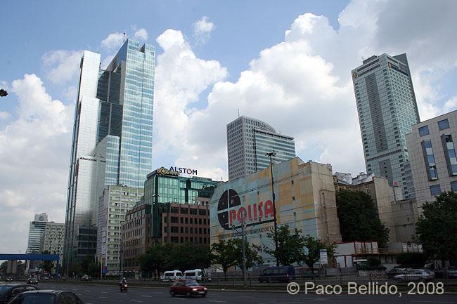 Un rascacielos. © Paco Bellido, 2008