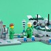 Small photo of LEGO Ideas Hover Scout and Recharge Dock