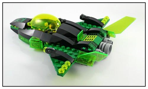 LEGO DC Super Heroes 76025 Green Lantern vs. Sinestro 05