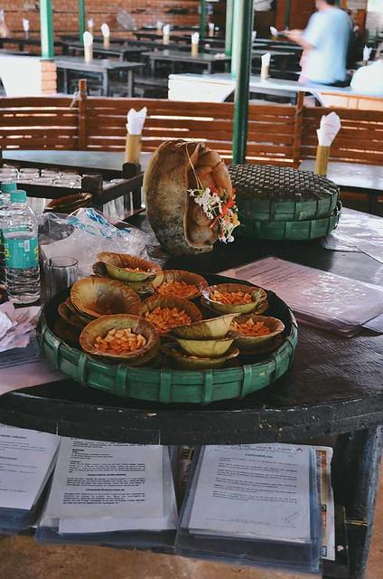 Goa   A Brown Table