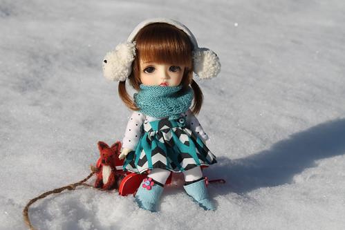 sunny wintersday