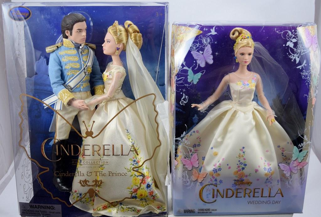 Wedding Cinderella Dolls