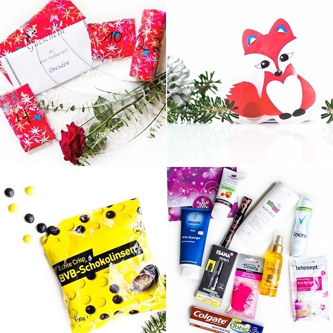 Instagram, DIY Adventskalender, Fuchs Handwärmer, BVB Schokolinsen, Rossmann Bloggerbox, Rossmann Weihnachtsbox