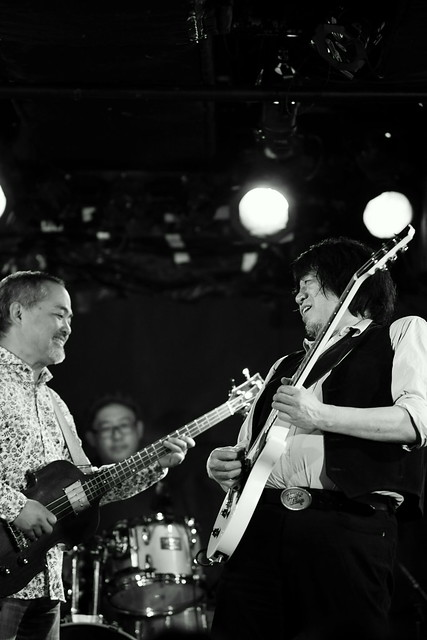 CABU live at Outbreak, Tokyo, 15 Feb 2015. 205