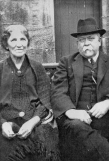 My Great grandparents in 1922