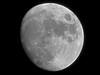 Waxing Gibbous Moon - January 31, 2015