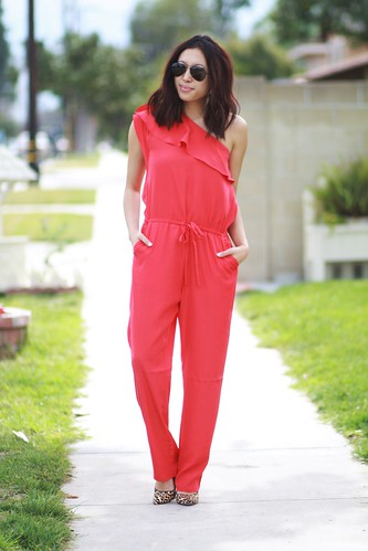 tamar collection,tamar braxton,jumpsuit,valentines day,vday,vday outfit,giveaway,street style,lucky magazine contributor,fashion blogger,lovefashionlivelife,joann doan,style blogger,stylist,what i wore,my style,fashion diaries,outfit,leopard pumps,zero uv,red light pr,vietnamese fashion blogger
