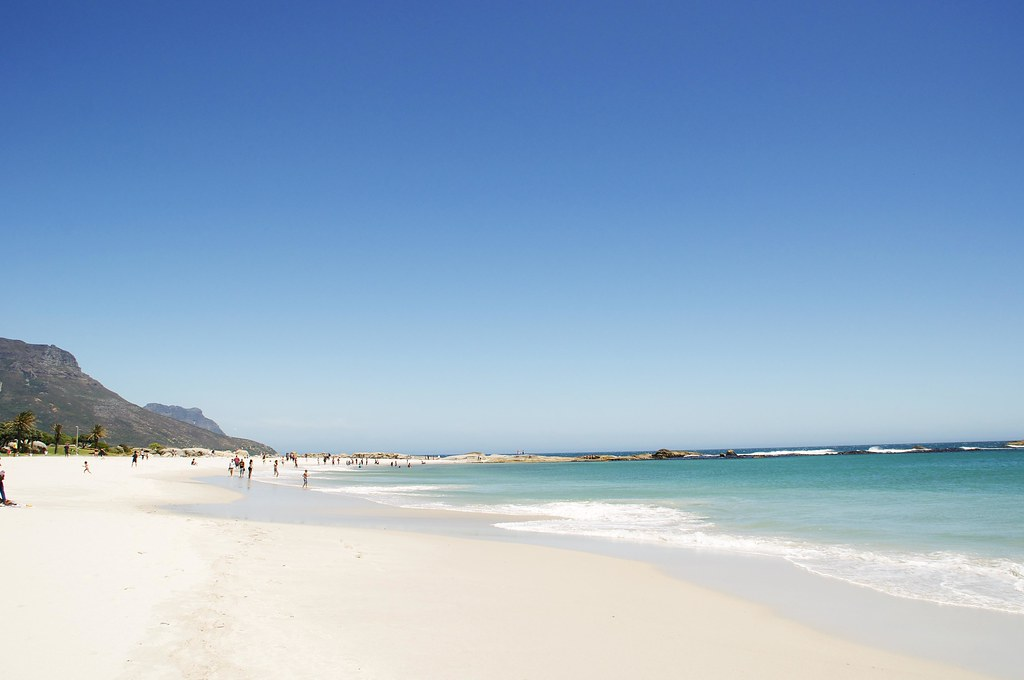 the beach camps bay