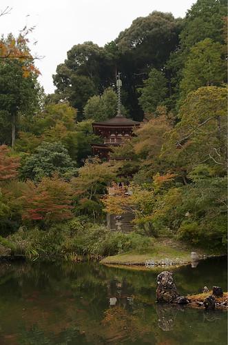 Jōruri-ji Pagoda