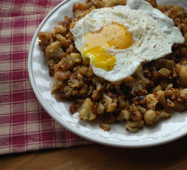 Cauliflower Hash 1